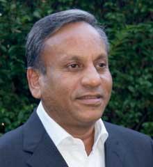 Ashish Sensarma