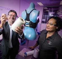Bionic bra, from UOW