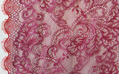 Leavers lace by Noyon