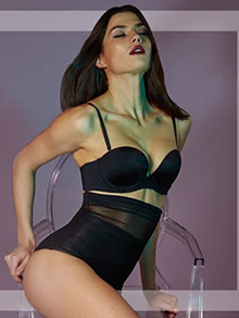 Playful Promises – Quirky, flirty, a little bit dirty and a little bit editorial, this UK lingerie company is a TLA fave Secrets in Lace – Vintage inspired lingerie, slips, shapewear, & stockings Selfridges – Gorgeous intimate apparel from one of the finest lingerie departments on the planet.